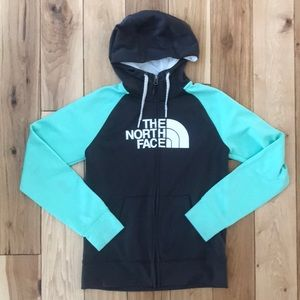 The North Face full-zip hoodie - Size Small